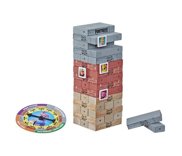 Hasbro Jenga Fortnite - 549880 - zdjęcie 2