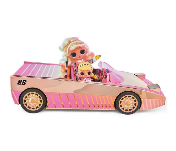 L.O.L. Surprise! Samochód Kabriolet - 550727 - zdjęcie