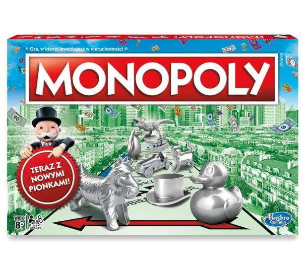 Hasbro Monopoly Classic - 372022 - zdjęcie