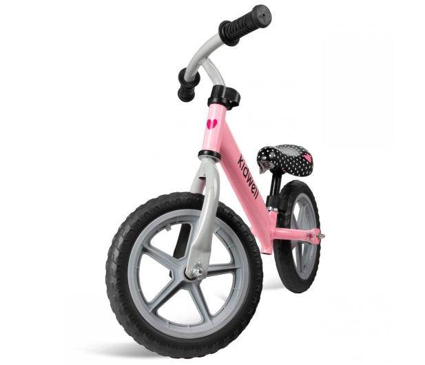 KIDWELL Rowerek biegowy Rebel Pink - 558833 - zdjęcie 3