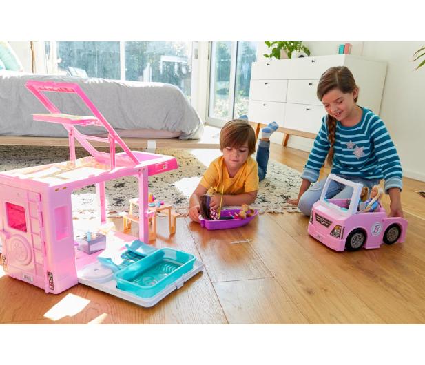 Barbie Kamper 3w1 - 559551 - zdjęcie 3