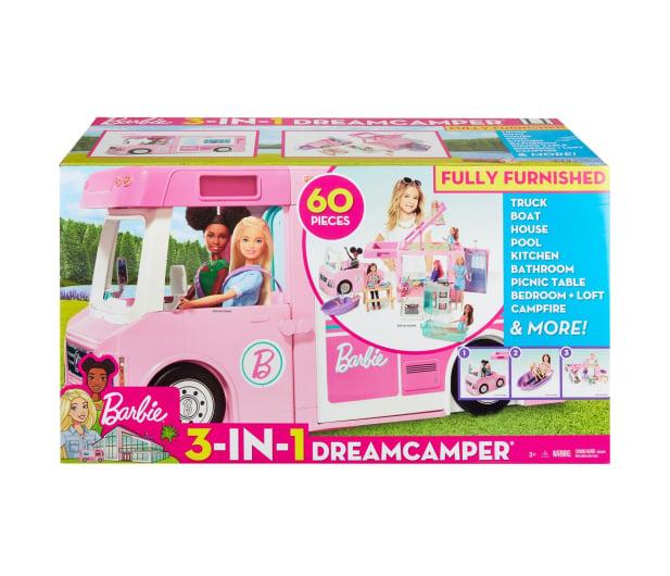 Barbie Kamper 3w1 - 559551 - zdjęcie 4