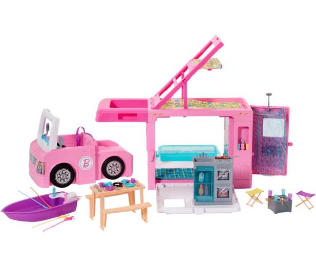 Barbie Kamper 3w1 - 559551 - zdjęcie