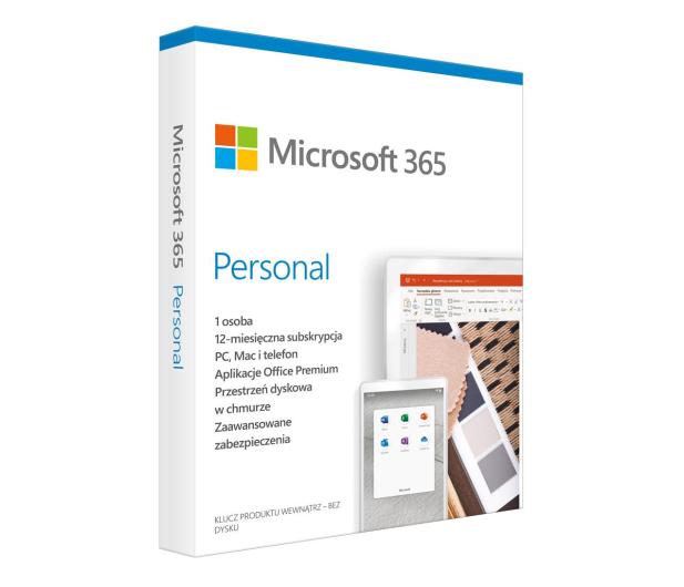 Microsoft 365 Personal - 557548 - zdjęcie
