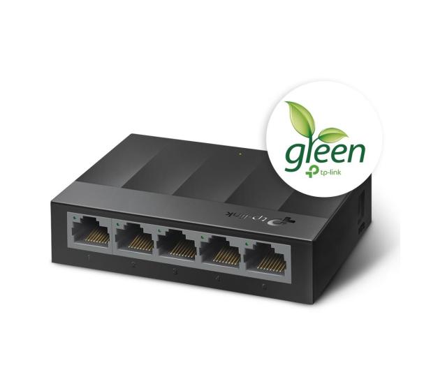 TP-Link 5p LS1005G (5x10/100/1000Mbit) - 519238 - zdjęcie 2