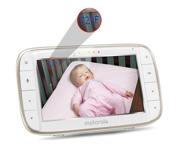 Motorola MBP855 Connect - 438978 - zdjęcie 5