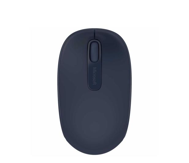 Microsoft 1850 Wireless Mobile Mouse (granatowa) - 185696 - zdjęcie