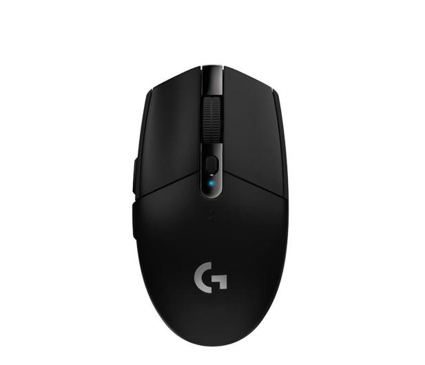 Logitech G305 LIGHTSPEED czarna - 434026 - zdjęcie