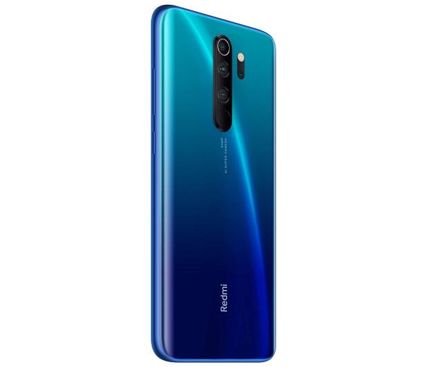 Xiaomi Redmi Note 8 PRO 6/128GB Blue - 516875 - zdjęcie 5
