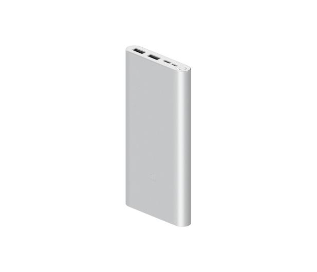 Xiaomi Mi 10000mAh 18W Fast Charge Power Bank 3 (Srebrny) - 550913 - zdjęcie 2