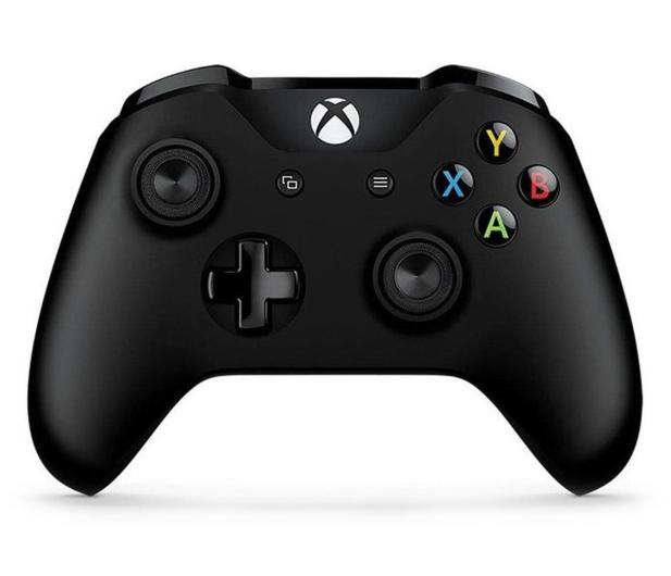 Microsoft Xbox One S Wireless Controller - Black - 334188 - zdjęcie