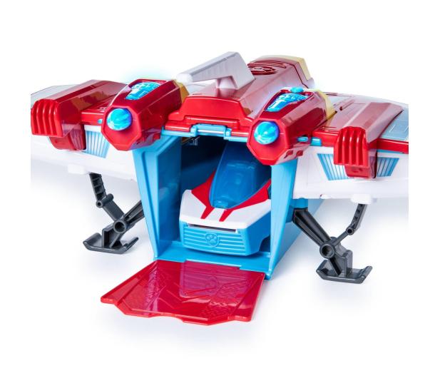 Spin Master Psi Patrol Odrzutowiec 2w1 - 561949 - zdjęcie 5