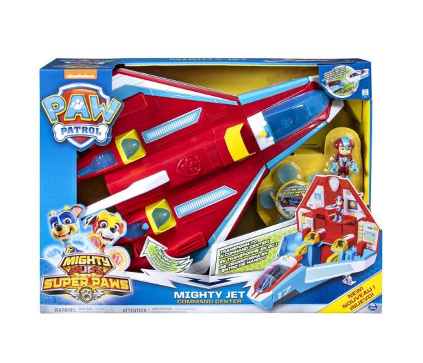 Spin Master Psi Patrol Odrzutowiec 2w1 - 561949 - zdjęcie 7