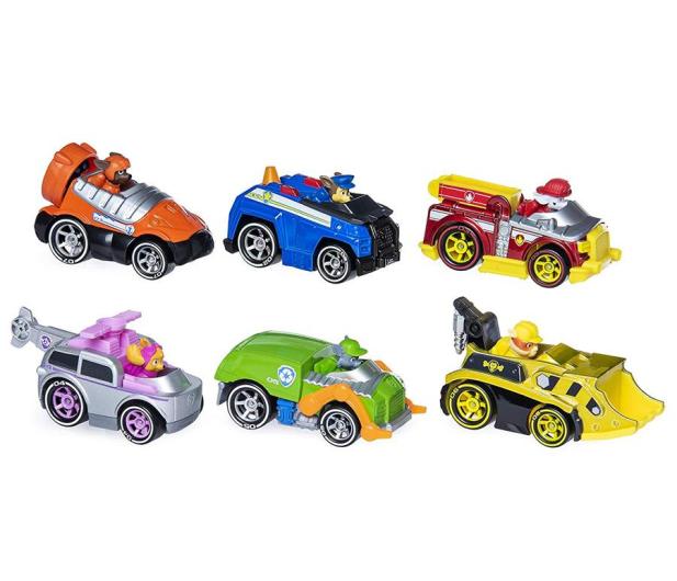 Spin Master Psi Patrol zestaw 6 aut - 561950 - zdjęcie