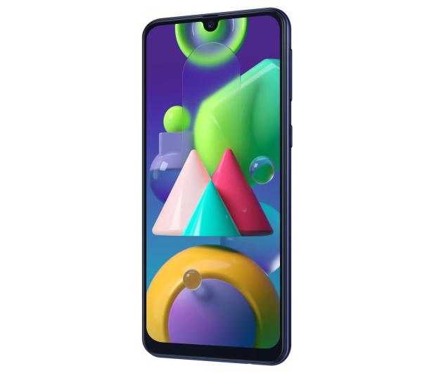 Samsung Galaxy M21 SM-M215F Blue - 557640 - zdjęcie 2
