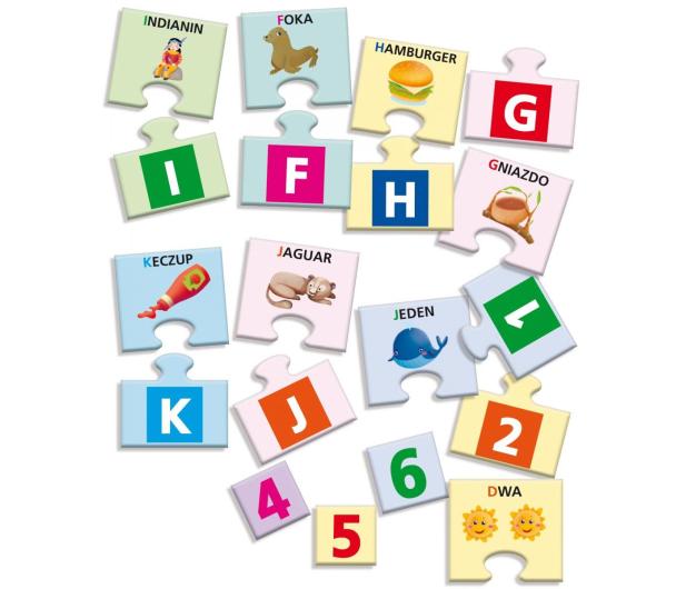 Lisciani Giochi Carotina Alfabet i pierwsze liczby - 419697 - zdjęcie 2