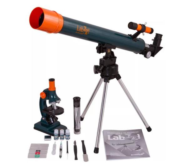 Levenhuk LabZZ Zestaw 2w1 MT2  (mikroskop+teleskop) - 561765 - zdjęcie