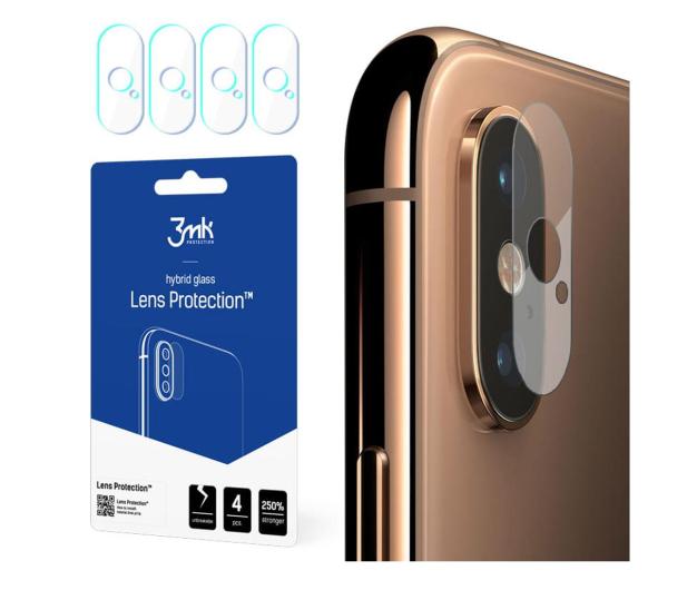 3mk Lens Protection na Obiektyw do iPhone Xs Max - 504175 - zdjęcie