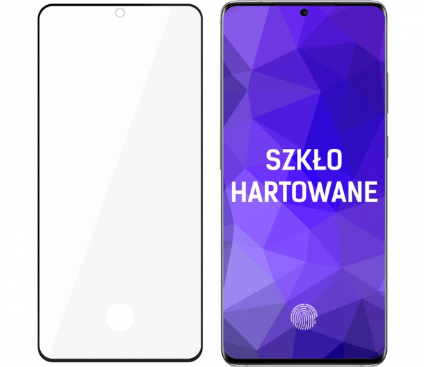 3mk HardGlass MAX do Samsung Galaxy S20 Ultra - 544204 - zdjęcie