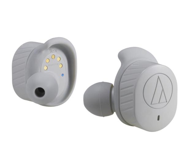 Audio-Technica ATH-SPORT7TW Szary - 564697 - zdjęcie