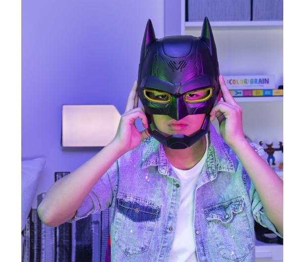 Spin Master Batman Maska Zmieniająca głos - 565798 - zdjęcie 4