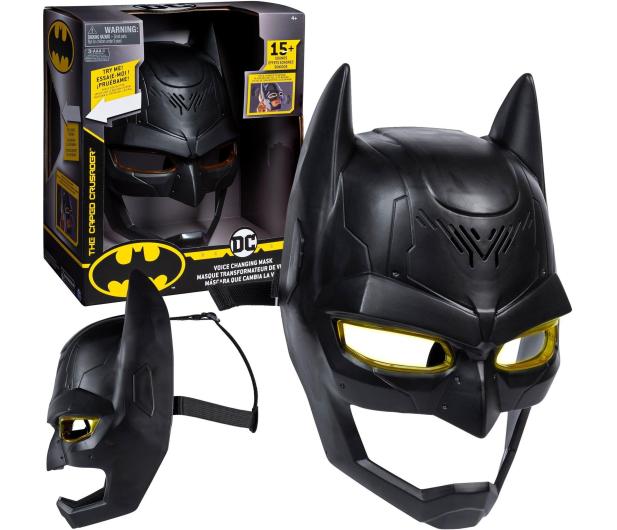 Spin Master Batman Maska Zmieniająca głos - 565798 - zdjęcie 5