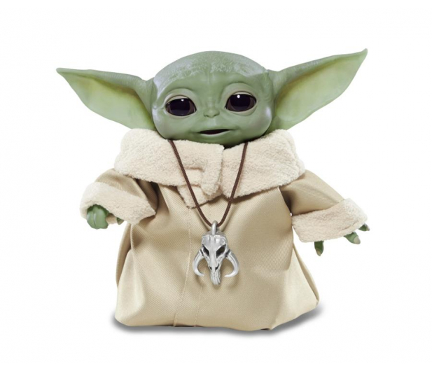Hasbro Mandalorian The Child Animatronic Baby Yoda - 566003 - zdjęcie