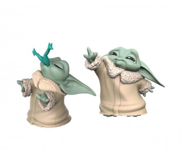 Hasbro Mandalorian The Child Baby Yoda Snack&Force - 566001 - zdjęcie
