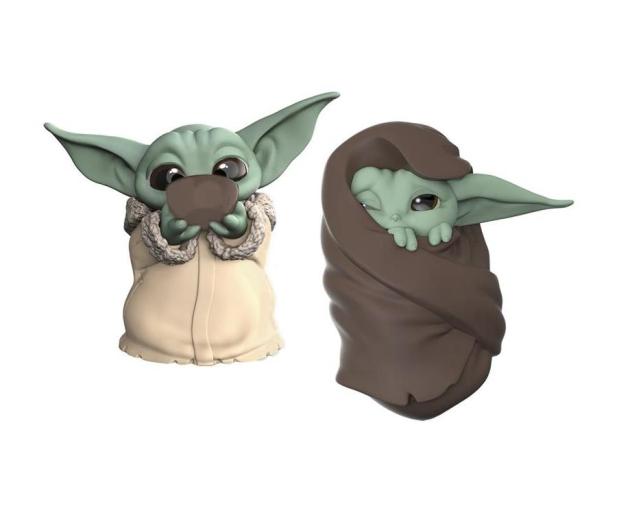 Hasbro Mandalorian The Child Baby Yoda Soup&Blanket - 566000 - zdjęcie