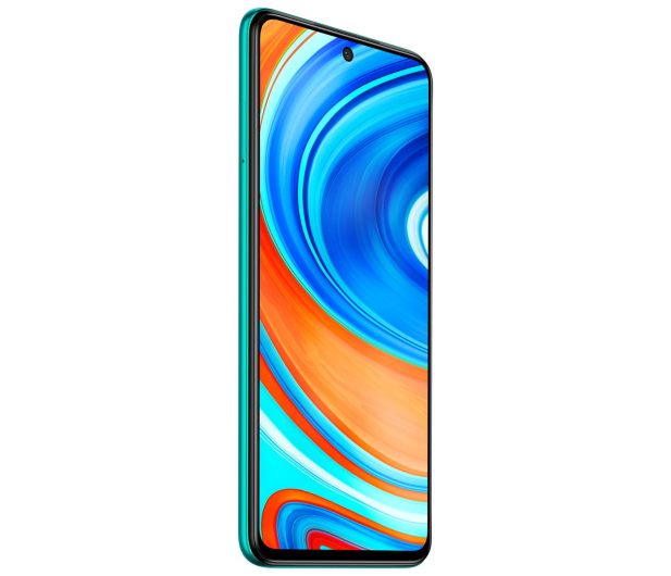 Xiaomi Redmi Note 9 Pro 6/128GB Tropical Green - 566374 - zdjęcie 4