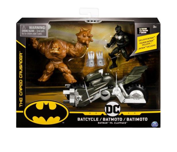 Spin Master Motor Batmana z 2 figurkami - 568067 - zdjęcie 6
