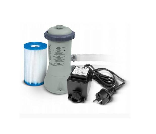 INTEX Pompa filtrująca kartuszowa - 567737 - zdjęcie