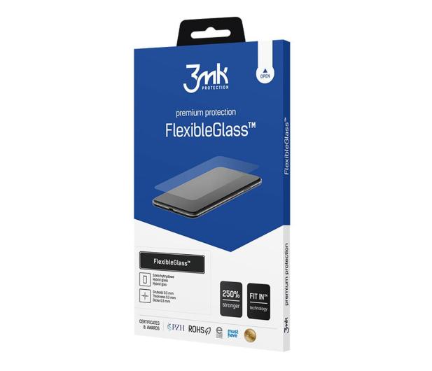 3mk Szkło Flexible Glass do Xiaomi Mi 10 Lite - 576055 - zdjęcie 2