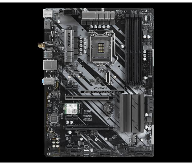 ASRock Z490 Phantom Gaming 4/ac - 564381 - zdjęcie 3