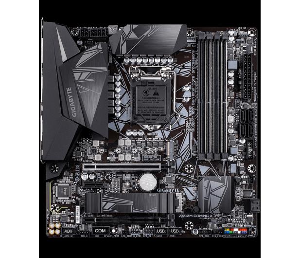 Gigabyte Z490M GAMING X - 564427 - zdjęcie 3