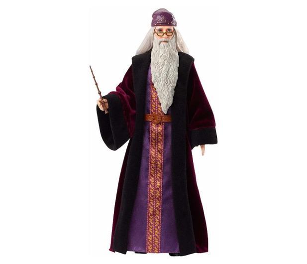 Mattel Lalka kolekcjonerska Albus Dumbledore - 564649 - zdjęcie