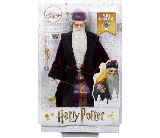Mattel Lalka kolekcjonerska Albus Dumbledore - 564649 - zdjęcie 3
