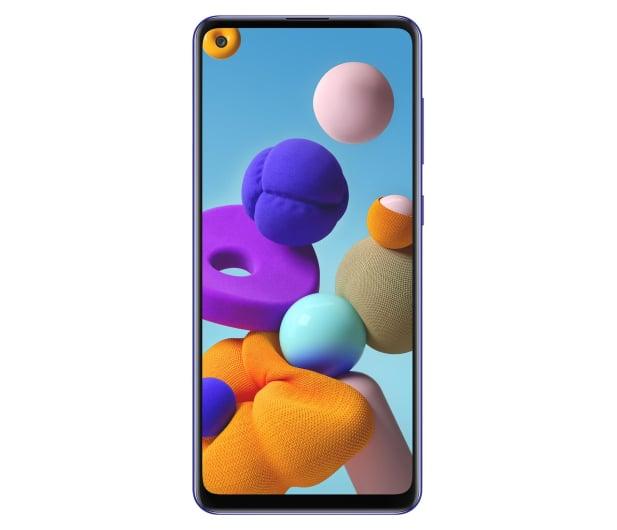Samsung Galaxy A21s SM-A217F Blue - 557627 - zdjęcie 2