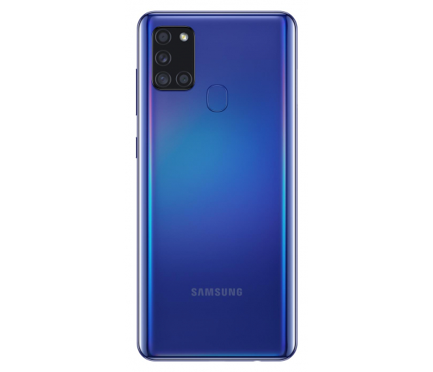 Samsung Galaxy A21s SM-A217F Blue - 557627 - zdjęcie 3