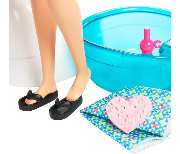 Barbie Mani-pedi Spa Zestaw do zabawy - 573544 - zdjęcie 4