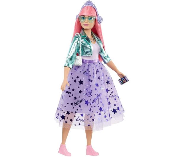Barbie Przygody Księżniczek Księżniczka Daisy różowe włosy - 573538 - zdjęcie 2