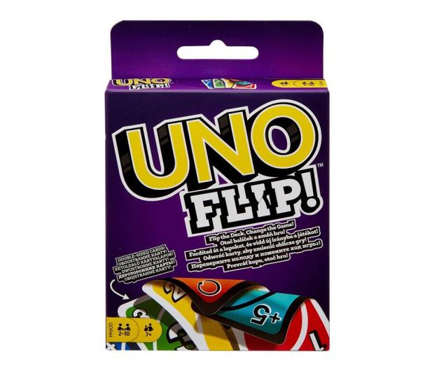 Mattel Uno Flip - 573567 - zdjęcie