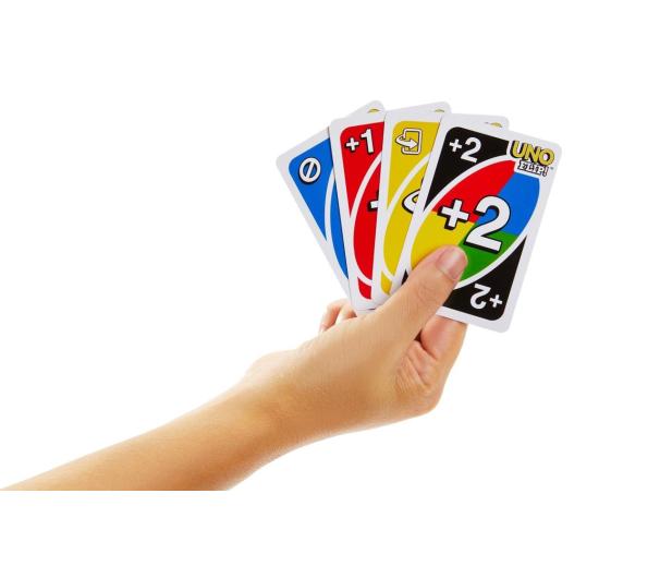 Mattel Uno Flip - 573567 - zdjęcie 3