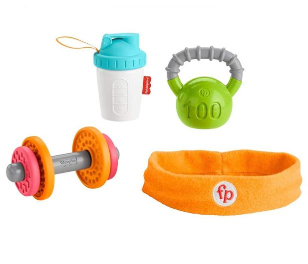 Fisher-Price Zestaw prezentowy Fitness - 573586 - zdjęcie