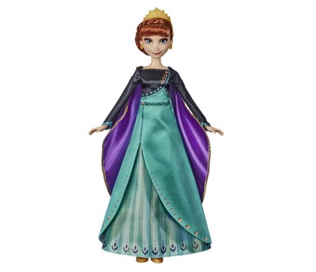 Hasbro Frozen Śpiewająca Anna Musical Adventure - 574169 - zdjęcie