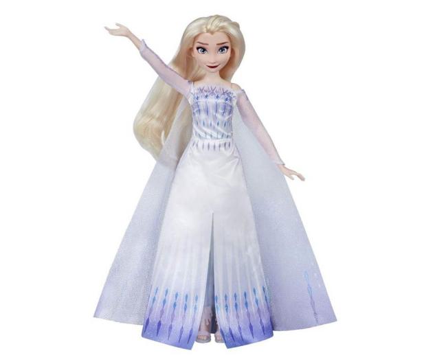 Hasbro Frozen Śpiewająca Elsa Musical Adventure - 574168 - zdjęcie