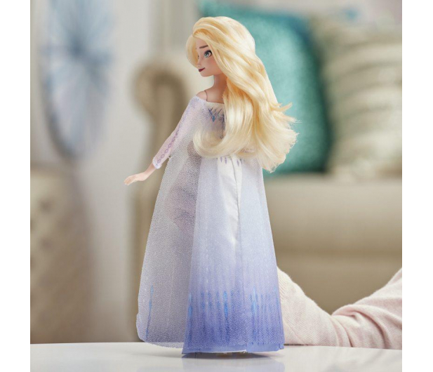 Hasbro Frozen Śpiewająca Elsa Musical Adventure - 574168 - zdjęcie 2