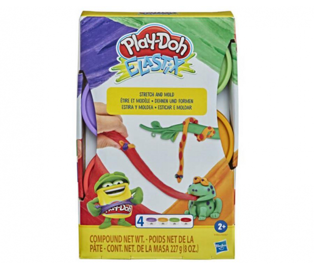 Play-Doh Elastix Dżungla - 574191 - zdjęcie