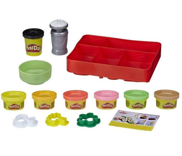 Play-Doh Zestaw do sushi - 574184 - zdjęcie