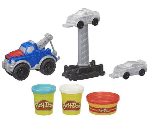 Play-Doh Zestaw holownik - 574186 - zdjęcie